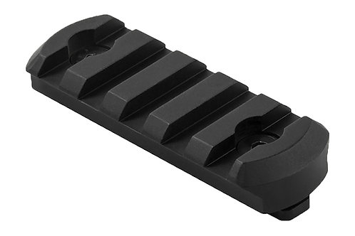 5 Slot Picatinny M-LOK Rail kit