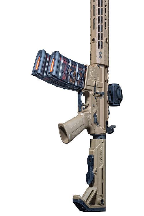 30rd AR15 Mag w/coupler