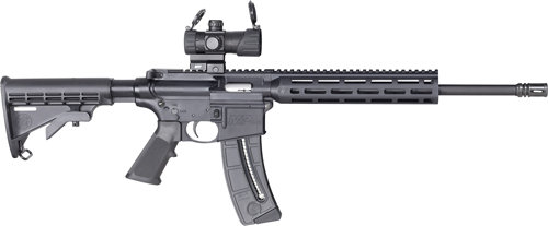 Smith & Wesson M&P 15-22 w/ Red Dot