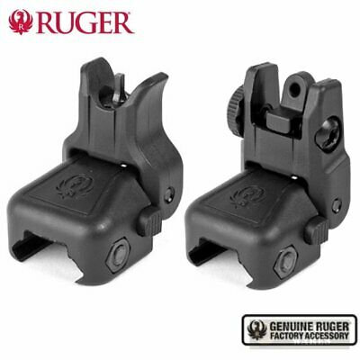 Ruger Rapid Deploy Front and Rear Sights