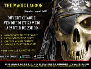 The Magic Lagoon