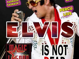 Simpélourd... Elvis is not dead !