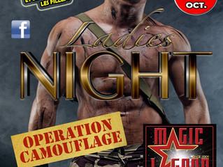 Opération Camouflage !!!