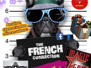On se la joue Frenchy ce soir !!!