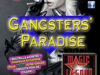 Gangster's Paradise Party....
