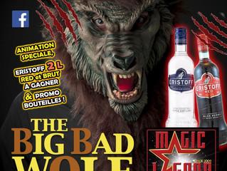 Qui a peur du grand méchant loup... C'est pas nous !!!