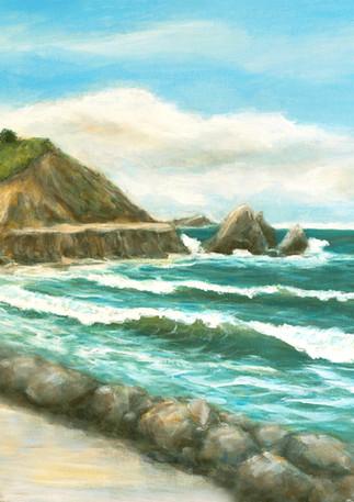 """""""Rockaway Beach"""" - Pacifica"""