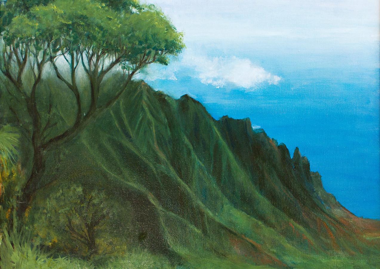 """Napali Cliffs"" - Kauai, Hawaii"