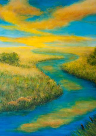 """""""Dawn River"""""""