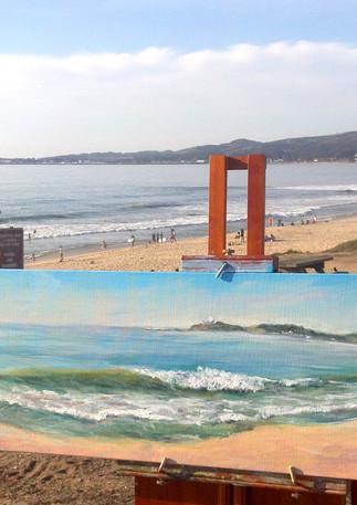"""Francis Beach"" - Half Moon Bay"