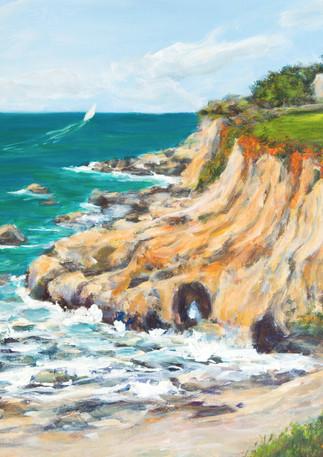 """""""Vallemar Bluffs"""" - Moss Beach"""