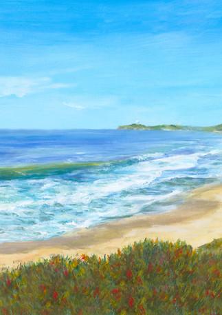 """Poplar Beach"" - Half Moon Bay"