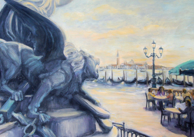 """St. Mark in Venice"" - Italy"