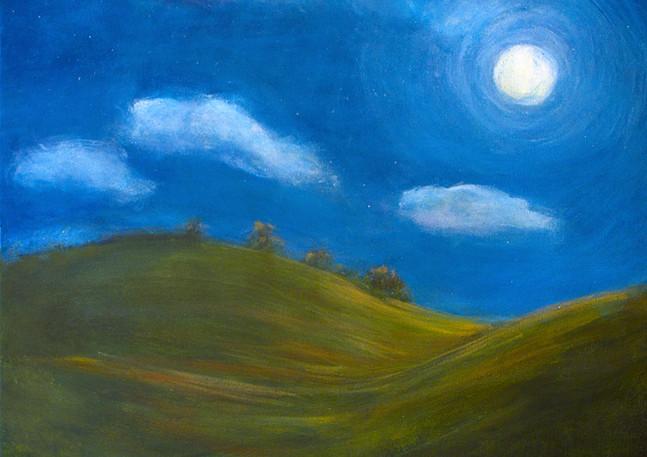 """Moonlight on the Hills"""