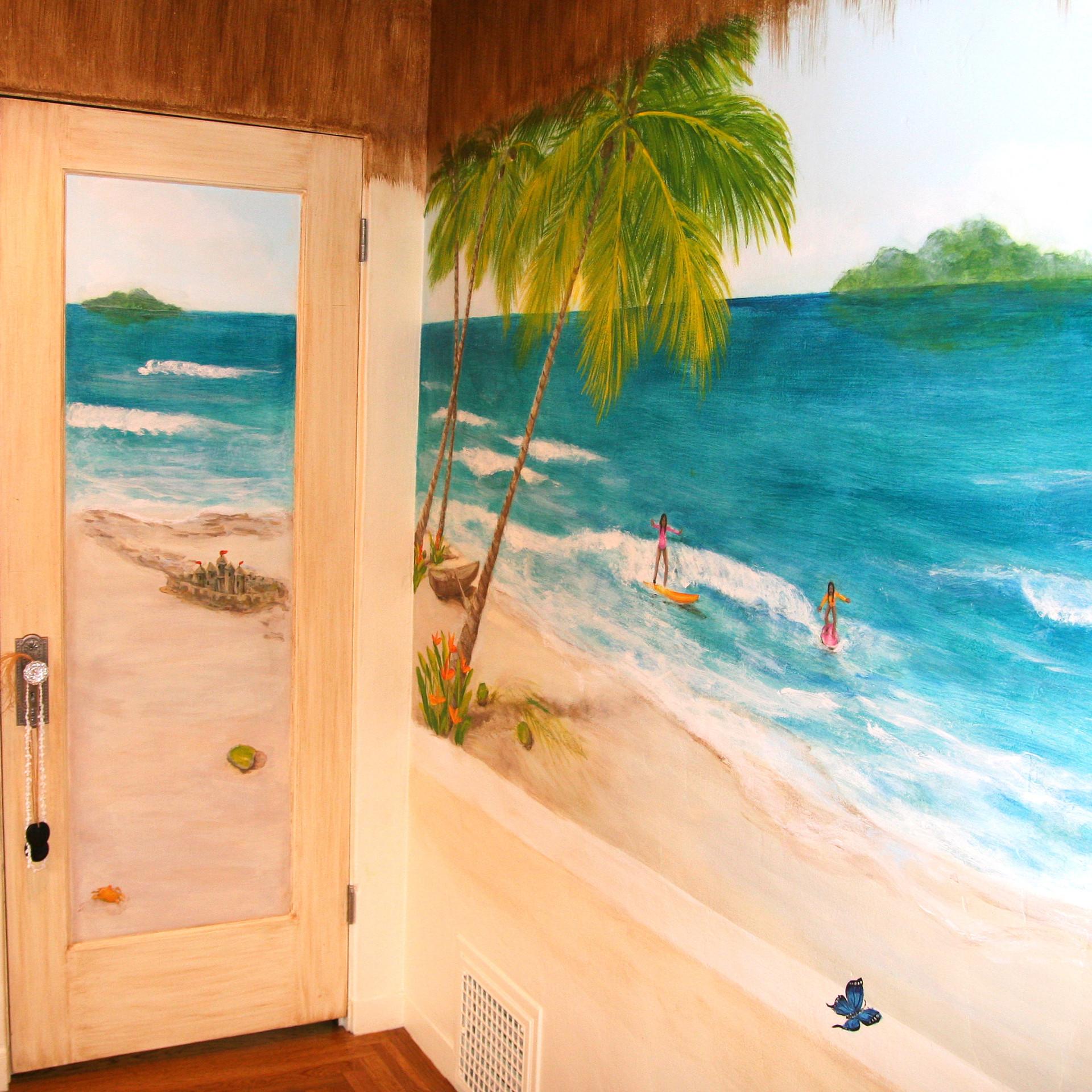 San Mateo Girl's Bedroom