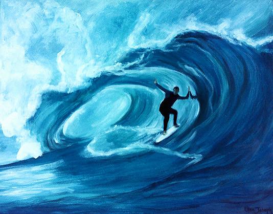 """Surfer Dude"""