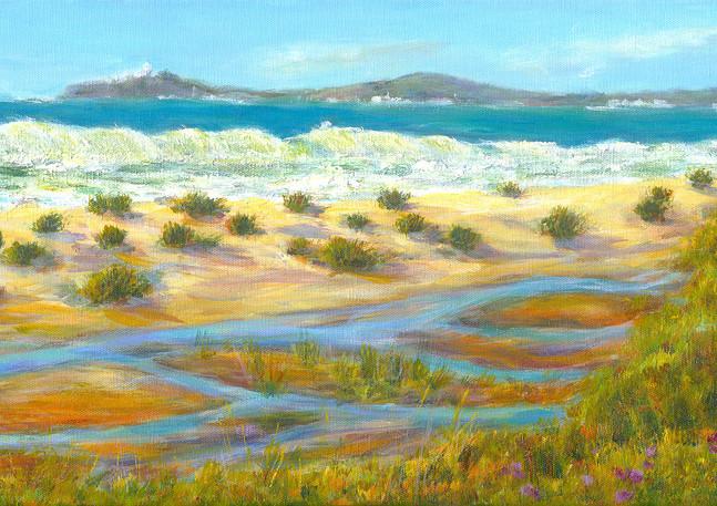 """Elmar Beach"" - Half Moon Bay"