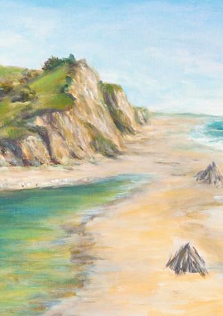 """""""San Gregorio Beach"""""""
