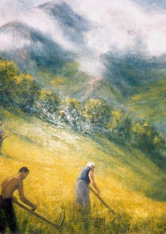 """Shepherds of the Pyrenees"""