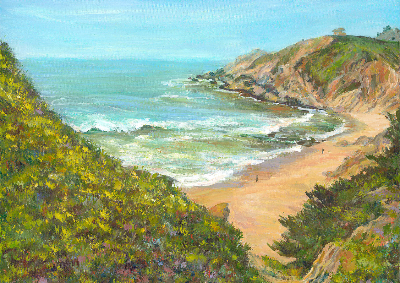 """Grey Whale Cove"" - Pacifica"