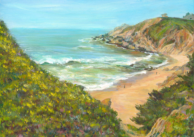 """""""Grey Whale Cove"""" - Pacifica"""
