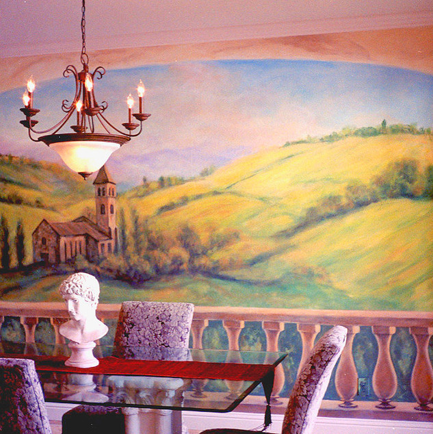 European Dining in Foster City