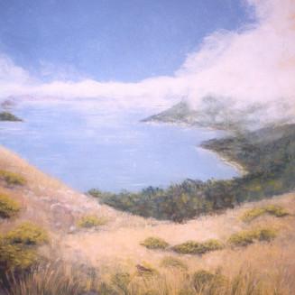 Ring Mountain in Tiburon