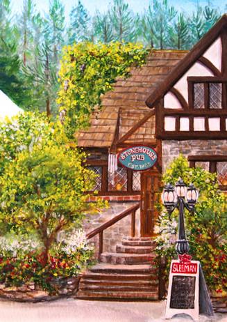 """Stonehouse Pub"" Vancouver Island"