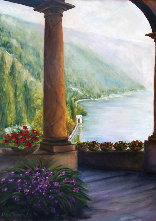 """""""Varenna Arch"""" - Lake Como, Italy"""