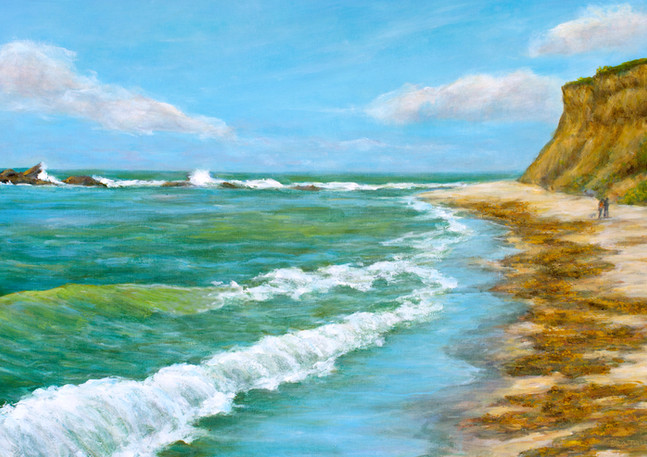 """Sleeping Giant"" - Mavericks Beach - Half Moon Bay"