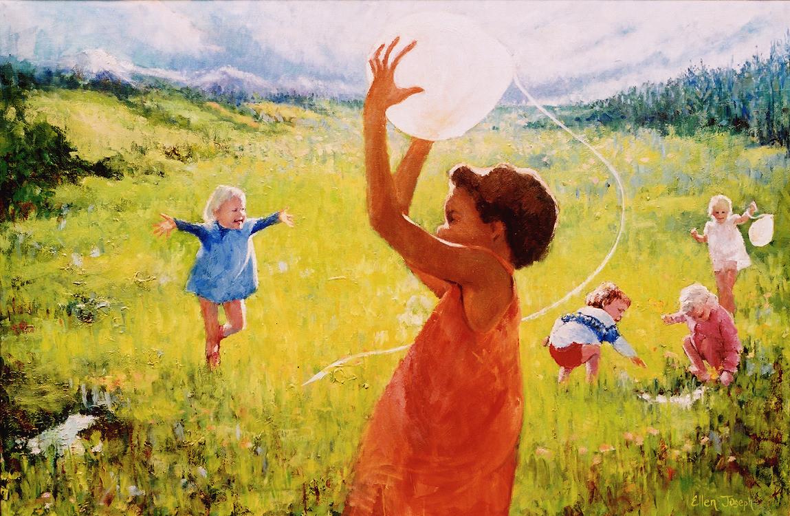 """""""Joy"""" - Findhorn, Scotland"""