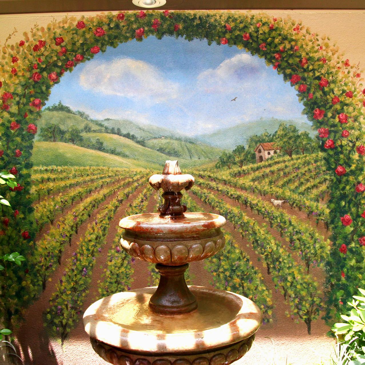 Vineyard in Atherton