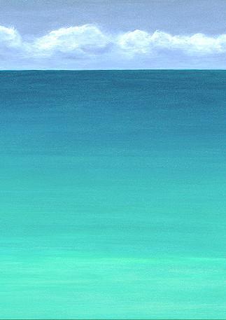 """""""Blue Green Ocean"""""""