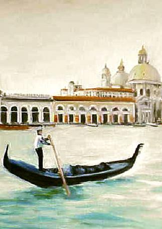 """""""Venice Gondola"""" -  Italy"""