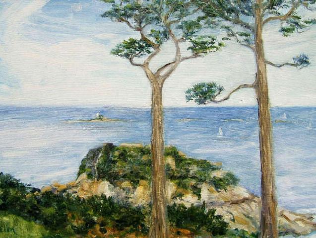 """""""Isle de la Comtessa"""" - Brittany"""