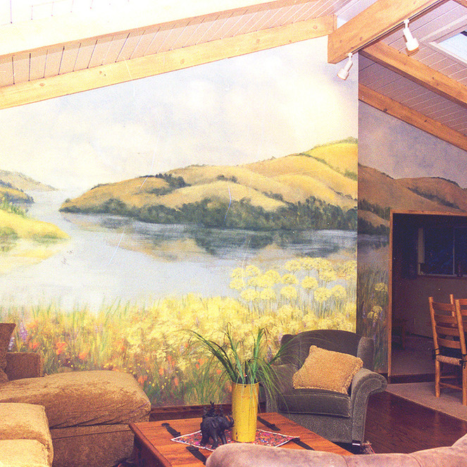 Lake Lagunitas - Marin County