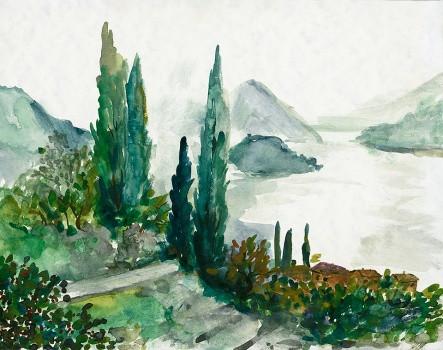 """""""Lake Como"""" -  Italy"""