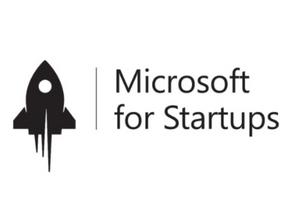 Wir sind im Microsoft Startup Programm