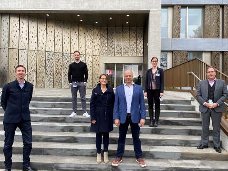 Das Kantonsspital Baden beteiligt sich an heyPatient
