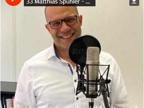 """Unser CEO im Podcast """"Marktplatz Gesundheitswesen"""""""