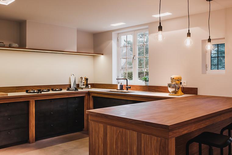 Keuken-Lichtaart