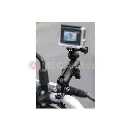 Support caméra articulé pour guidon