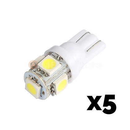 Ampoules LED veilleuse T10 - W5W