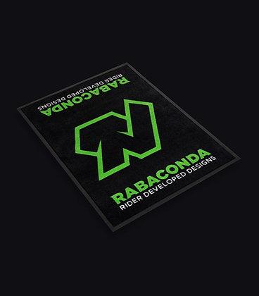 Rabaconda Tapis environnemental pour machine à pneus