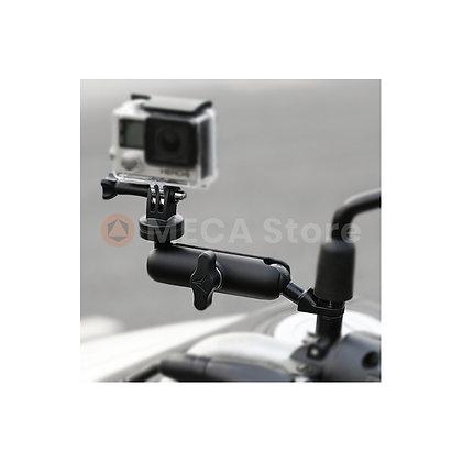 Support caméra articulé sur vis