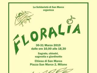 NON PERDETE L'UNICA EDIZIONE ANNUALE DI FLORALIA!
