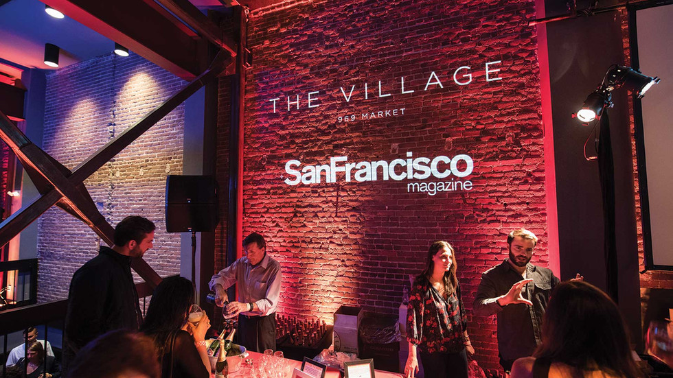 Best of San Francisco Magazine Party