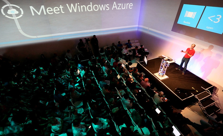 Microsoft Azure Launch