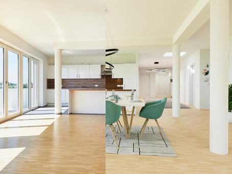 Home Staging - Räume virtuell einrichten