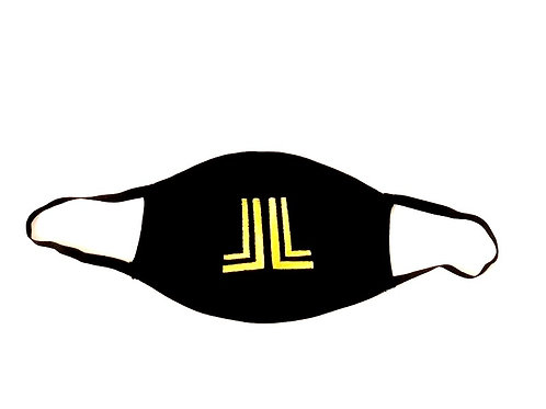 Liu Lux Mask with Large Logo